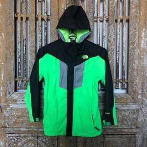 THE NORTH FACE HYVENT jacket 10 - 12 NO LINING